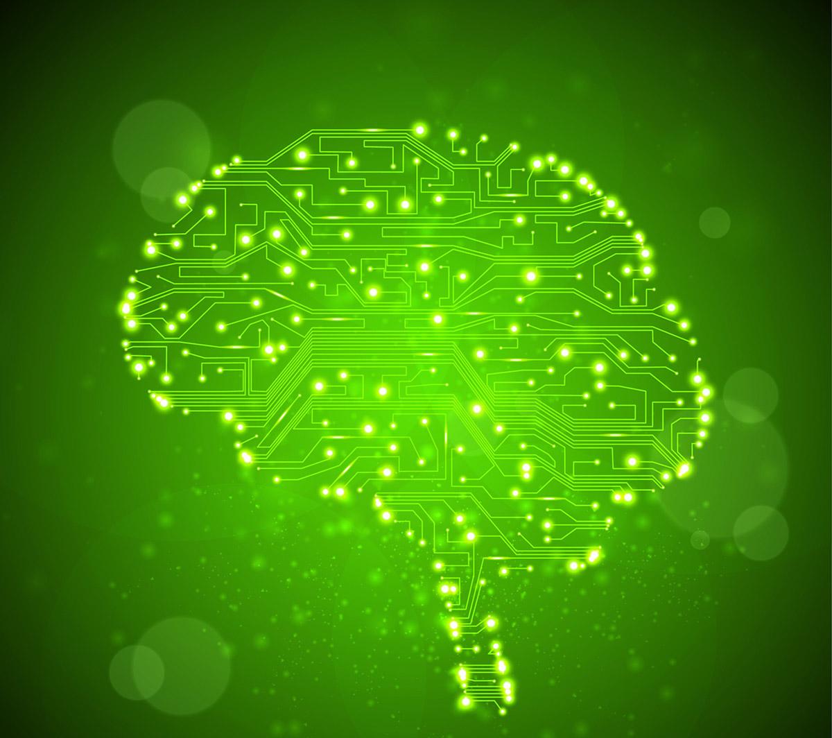 Gehirn, diagonal, marketingagentur.ch
