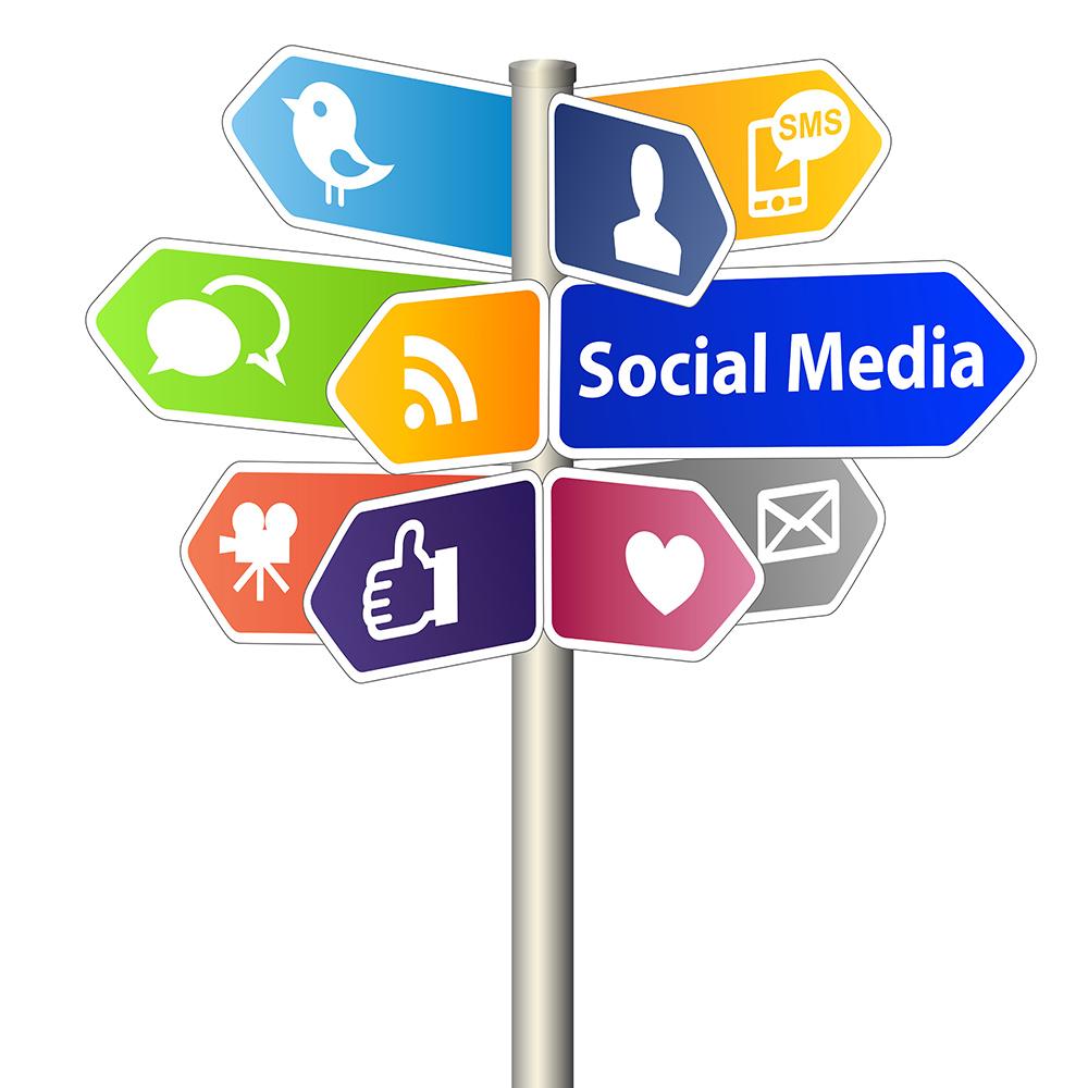 Wegweiser Social Media marketingagentur.ch