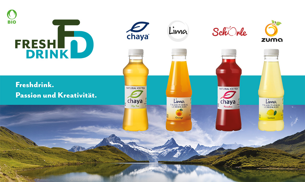 Freshdrink marketingagentur.ch