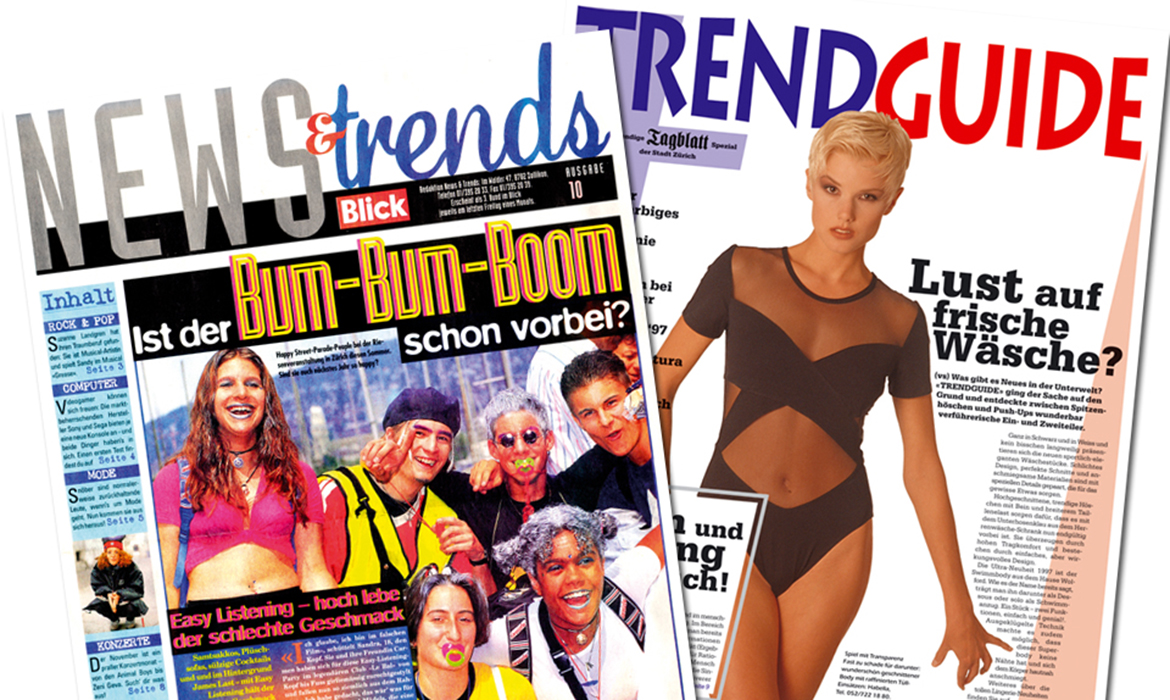 Trendguide, News & Trends marketingagentur.ch