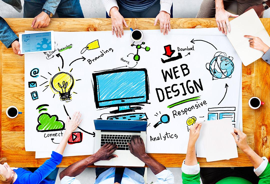 Diagonal marketingagentur.ch Webseite mit Wordpress
