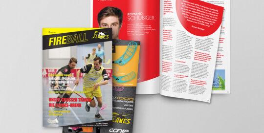 Flames, Fireball, diagonal, marketingagentur.ch