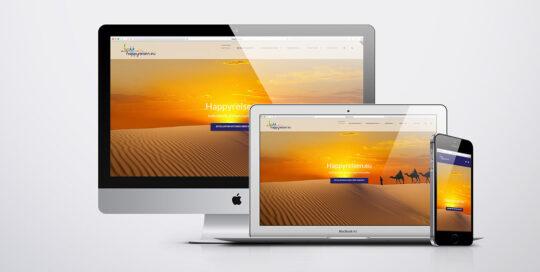 Happyreisen, diagonal, marketingagentur.ch