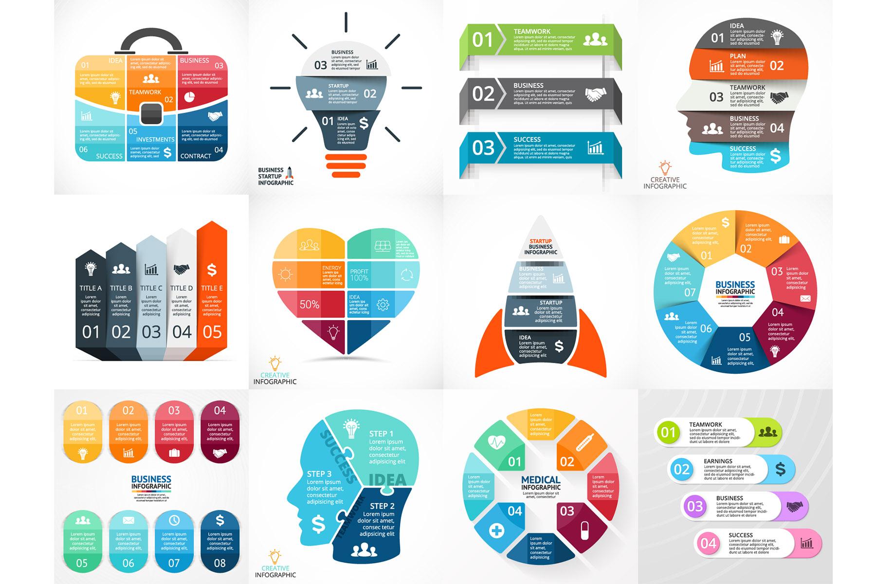 Wie eine erfolgreiche Infografik erstellt wird.