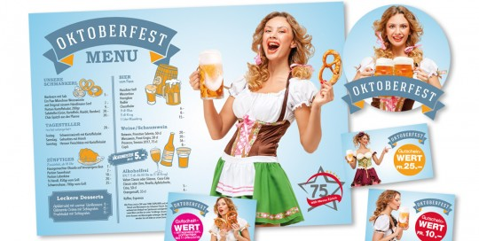 WIR-Messe Zürich 2018, Oktoberfest, diagonal marketingagentur.ch